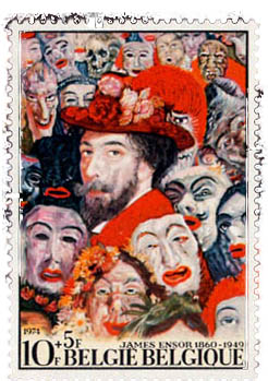 meet james ensor they might be giants the sun