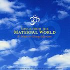 Songs From The Material World - A Tribute To George Harrison tribute album cover