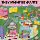 They Might Be Giants album cover