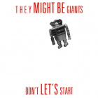 Don't Let's Start ep cover