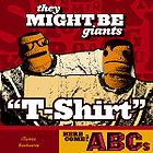T-Shirt single cover