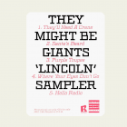 Lincoln Sampler sampler cover