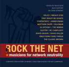 Rock The Net: Musicians For Net Neutrality compilation cover
