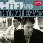 Rhino Hi-Five: They Might Be Giants tmbg compilation cover