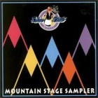 Mountain Stage Sampler - Sections From The Best Of Mountain Stage, Volumes 1-5 compilation cover