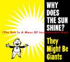 Why Does The Sun Shine? ep cover