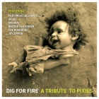 Dig For Fire: A Tribute To Pixies tribute album cover