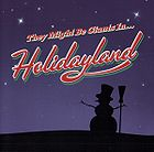 They Might Be Giants In Holidayland ep cover