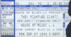 1999-09-27 Ticket Stub.jpg