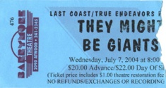 2004-07-07 Ticket Stub.jpg