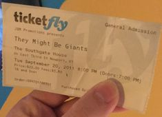 2011-09-20 Ticket Stub.jpg