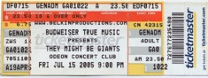 2005-07-15 Ticket Stub.jpg