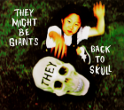 Back To Skull ep cover
